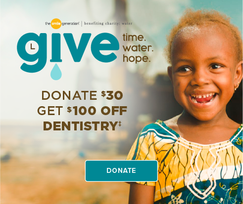 Donate $30, Get $100 Off Dentistry - ABQ  Modern Dental Group